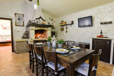 House of little Antonia - Bibići - Ferienunterkunft
