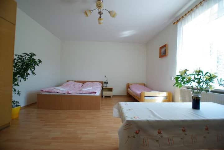 Apartament niedaleko Gdyni, Rewy