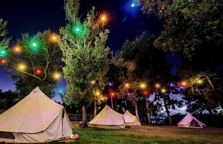 My Tent Oktoberfest Camp!