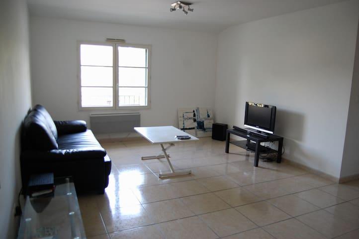 Appartement T 3, Vias 5 min de la Plage - Vias - Leilighet