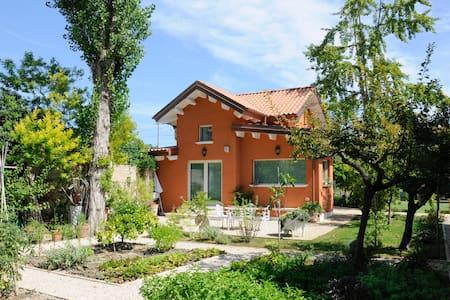 Villa Alfredo - Garden House - Silvi Marina - 別荘
