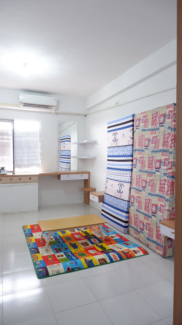Apartment Menara Rungkut STUDIO floor 3