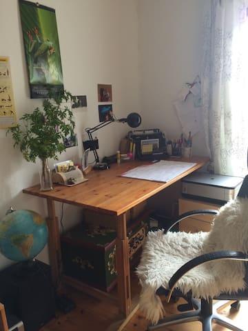 Cozy Single bedroom - Berlino - Appartamento