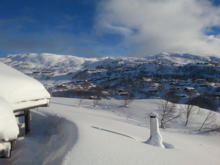 Cosy Mountain Cabin- Haukeli Skisenter Vågslid