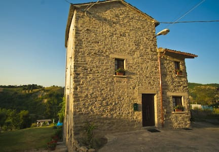 Lovely private house in Montefeltro - Ca' Antonio, Macerata Feltria