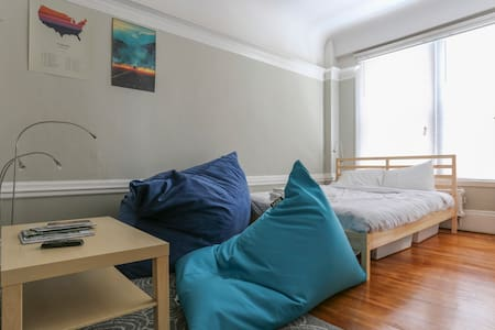 Cozy Studio - Walk to Union Square - San Francisco - Apartment