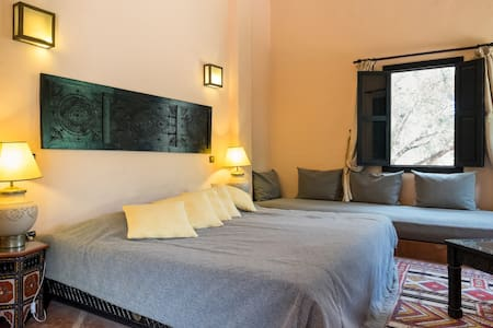 Chambre double supérieure - Bed & Breakfast