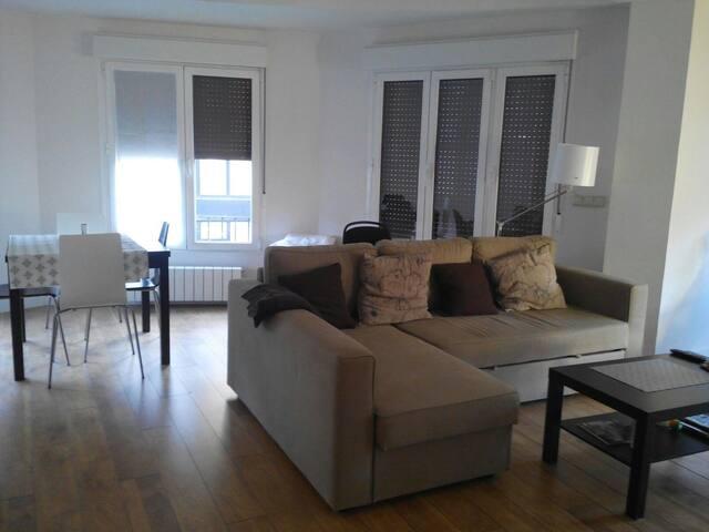 Apartamento en el Centro de Oviedo - Oviedo - Lägenhet