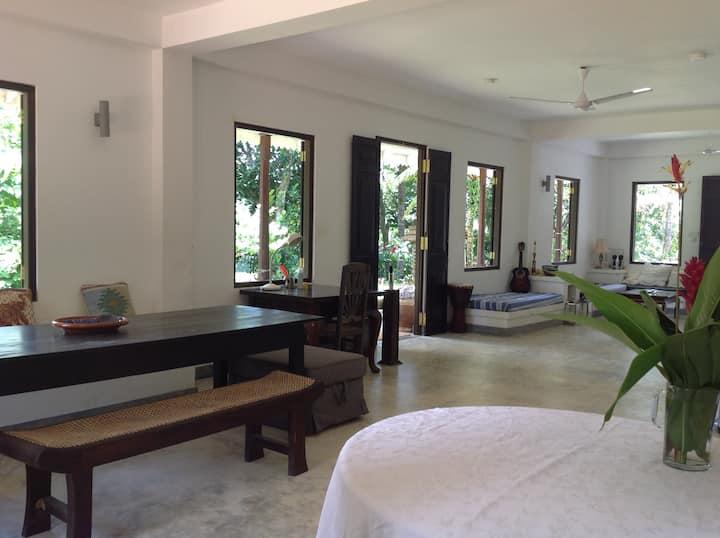 Kola House,deep in nature,3km to coast,Ahangama