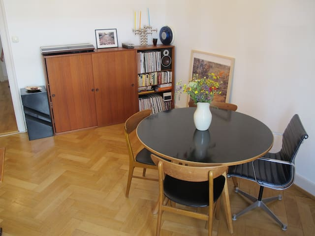 Beautiful stay 28min walk to Baselworld/Art Basel - Basel - Condominium