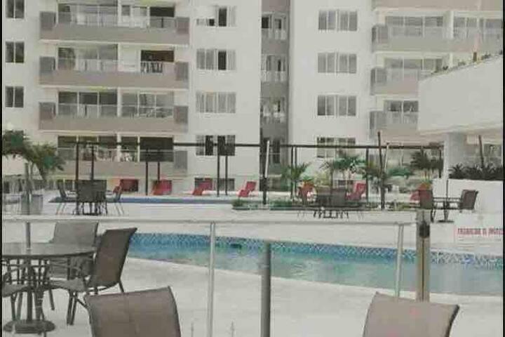 Apartamento con linda vista en exclusivo sector