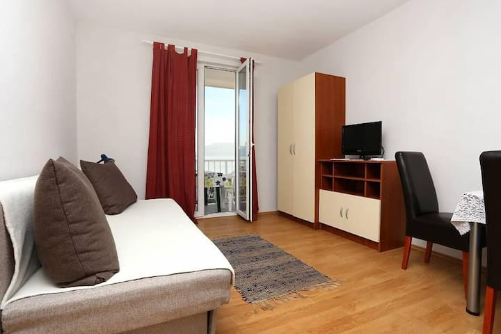 One bedroom apartment near beach Drače, Pelješac (A-4529-b) - Drače - Lägenhet