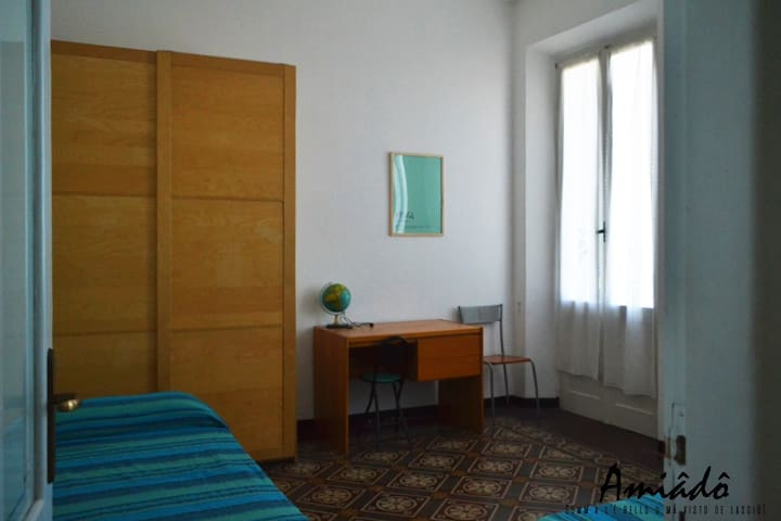 Cavi borgo || Appartment with sea view