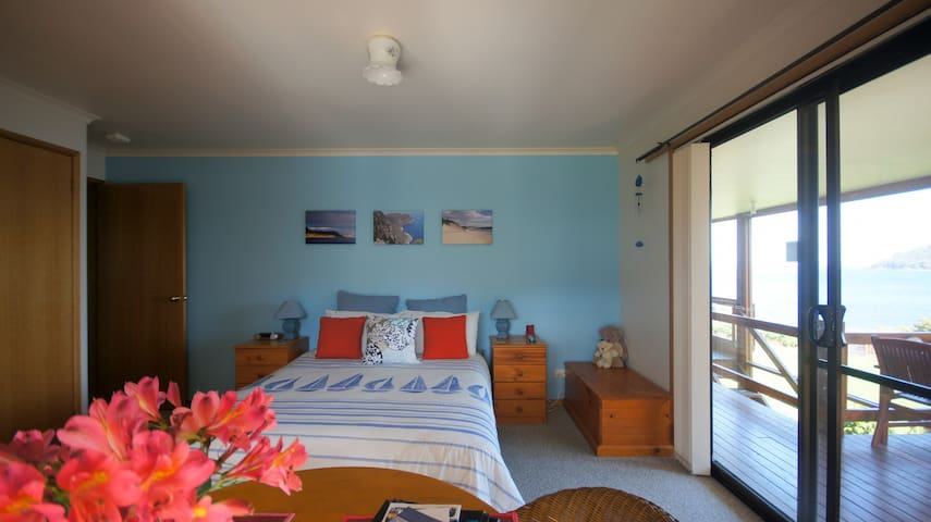 Beach viewB&B room with ensuite - Port Arthur - Bed & Breakfast