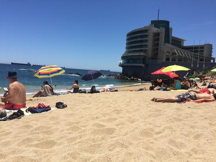 Playa y Sol en Hermoso Loft para 3-4Pax