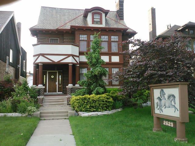 detroit across from motown museum. - Detroit - Pousada