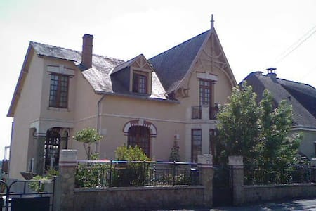Loire Valley, BnB in beautiful home - Thouars - Pousada