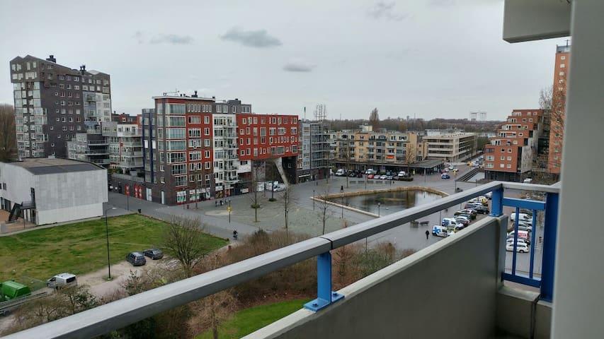 Comfortabel Hoekappartement te huur! - Dordrecht - Apartemen
