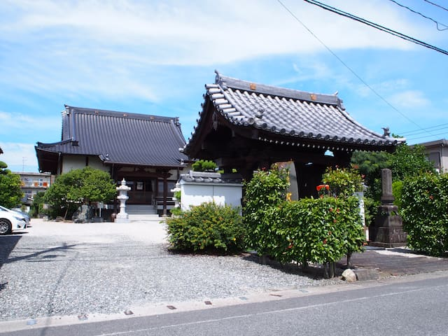 Temple of Japan - 佐賀市 - House