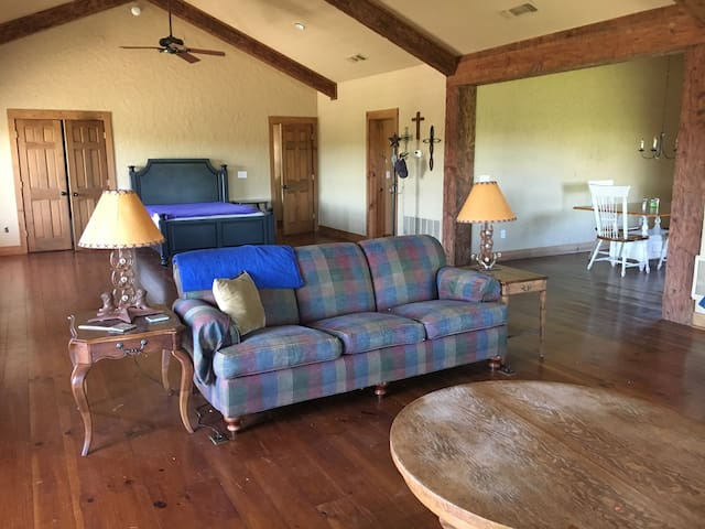 Country Retreat - Graham - Pension
