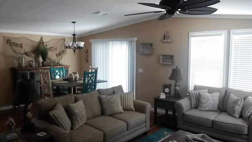 New House in Key Largo