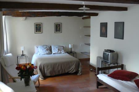 Charmant studio Luberon  35 m2 - Lioux - Apartmen