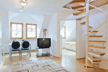 #1komplettes Apartment bei Nürnberg
