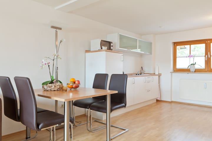 #2furnished apartement by Nuremberg - Schwaig - Byt