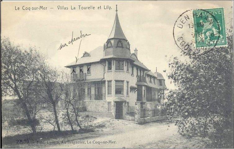Villa La Tourelle - De Haan