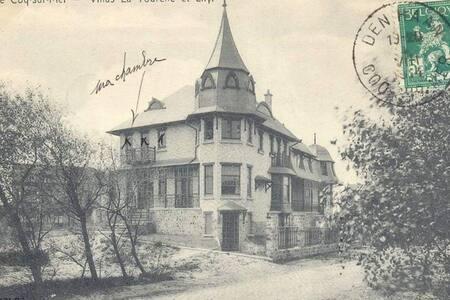 Villa La Tourelle - De Haan - Bed & Breakfast
