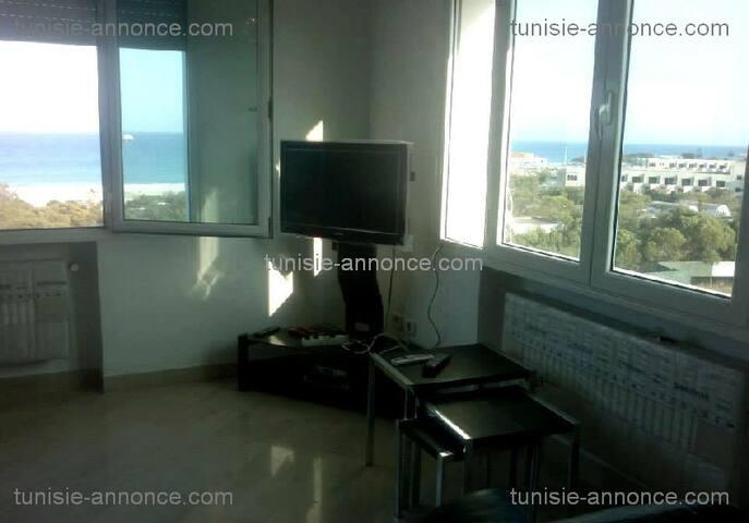 Etage de villa bord de mer, Kelibia - Kelibia - Villa