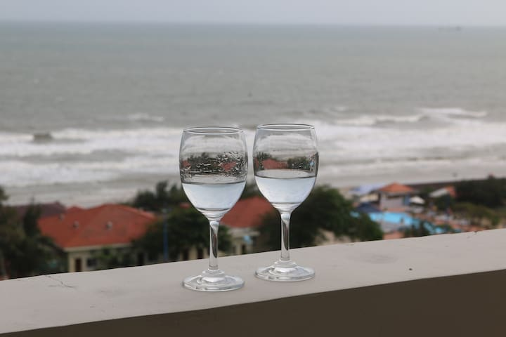 2Bedroom Condo at Most beautiful Beach of Vung Tau - Vũng Tàu - Departamento