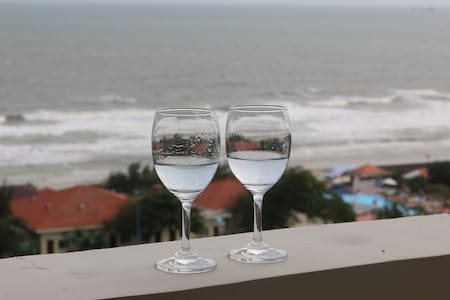 2Bedroom Condo at Most beautiful Beach of Vung Tau - Vũng Tàu - Appartement