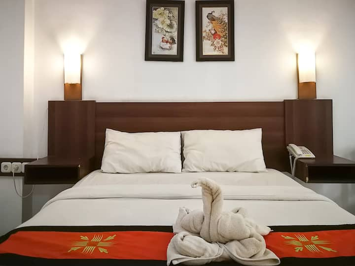 Monthly Rent at Kuta d'Lima Room