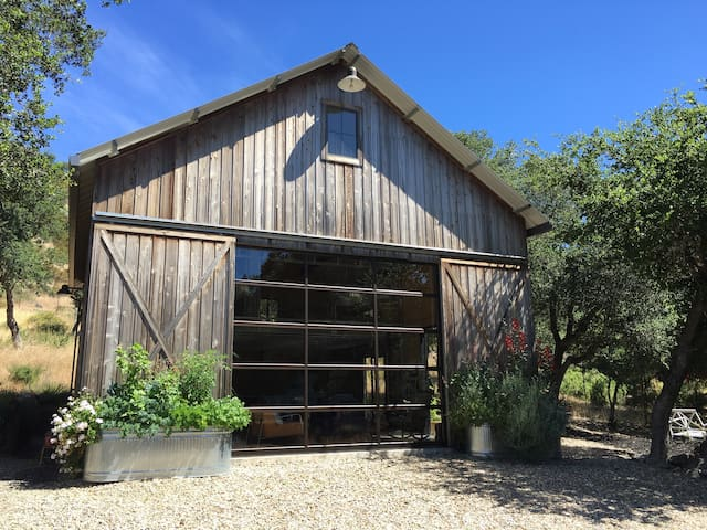 Modern barn - guest house! - Napa - Huis