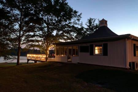The Gazebo at Lake Tisinger Bowdon, Georgia