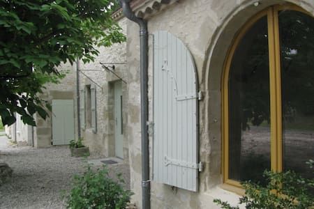 Peyre Blanc: Farm House in France - Monflanquin - Casa