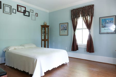 PVT bedroom in a 1906 country home! - Burke