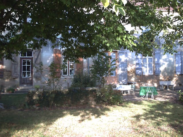 MANOR HOUSE-IN THE COUNTRY OF GERS - Dému - Penzion (B&B)