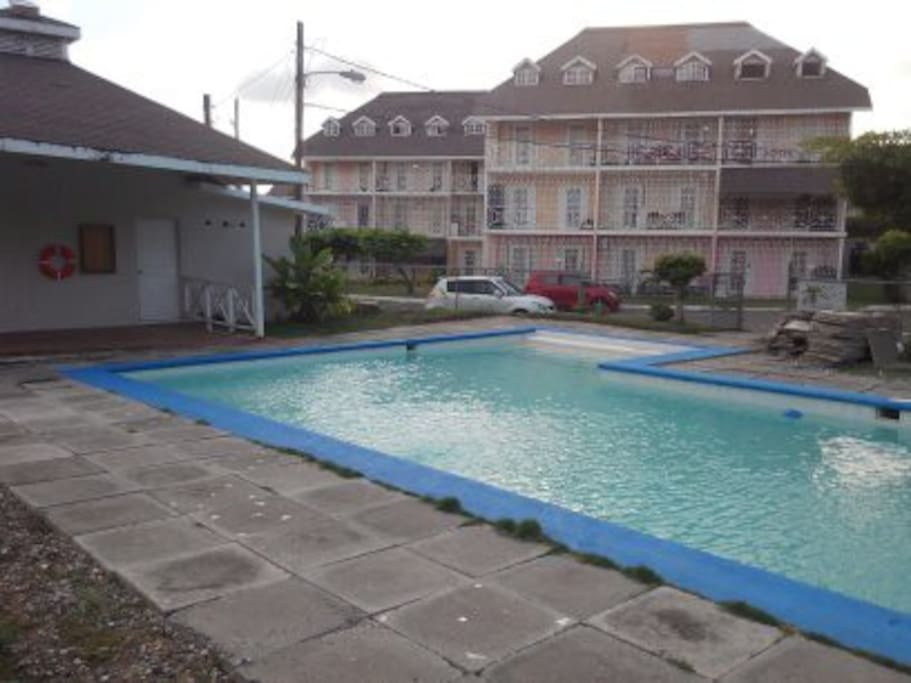 Studio Apartment In Secured And Gated Complex