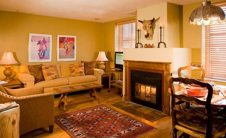 Large One Bedroom 3 Blocks to Plaza - Santa Fe - Byt