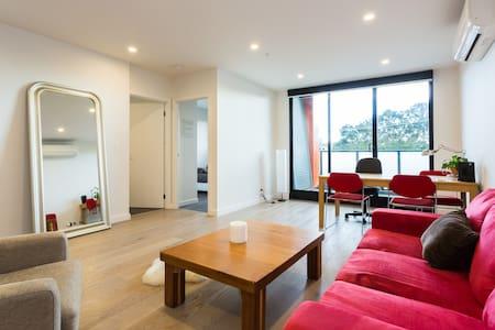 Spacious apartment in Brunswick