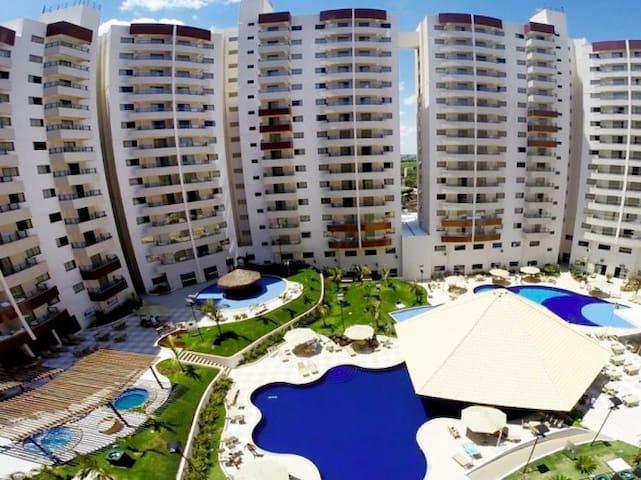 Apartamento no Royal Star Thermas Resort SPA