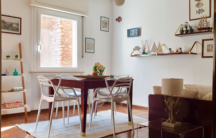 Lovely flat in Talamone. 100 meters from the sea