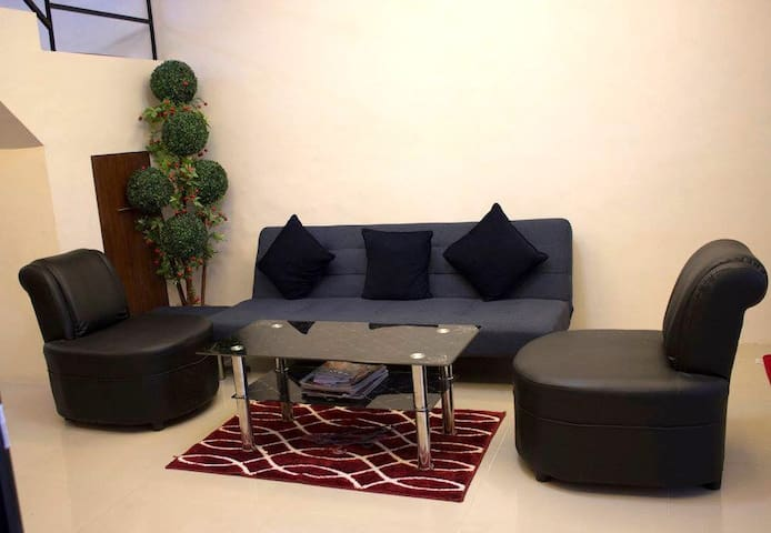 3BR in Moonwalk Pque with WiFi - Manila - Haus