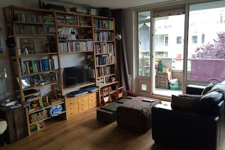 Spacious apartment Amsterdam (70m2)