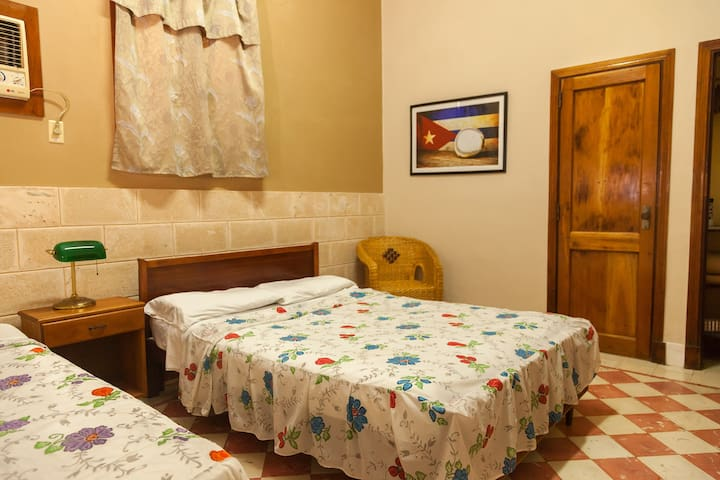 Casa Judith's 107 Apartment with 1 room (Havana)