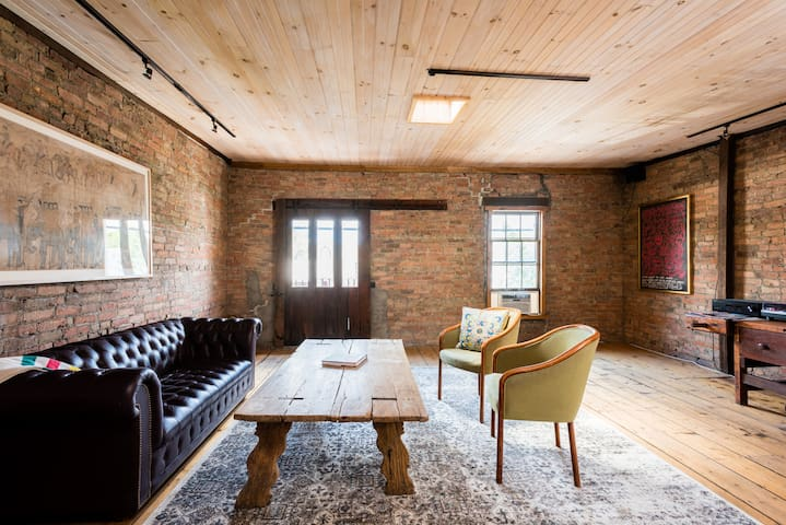 The Carriage House, Hudson, NY - Hudson - Wohnung