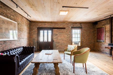 The Carriage House, Hudson, NY - Apartamento