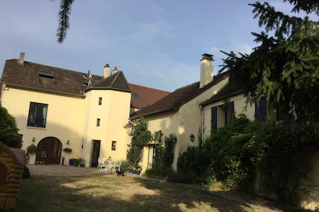 Farmhouse- 2 rooms. Disney 20 mins. - Guérard